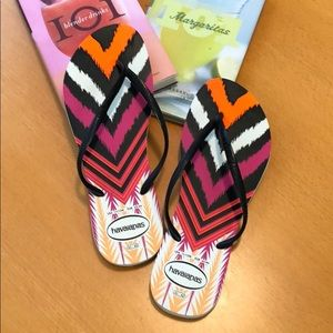 Havaianas Women's Hype Flip Flops
